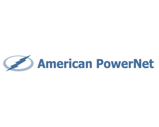 American PowerNet energy management services client.