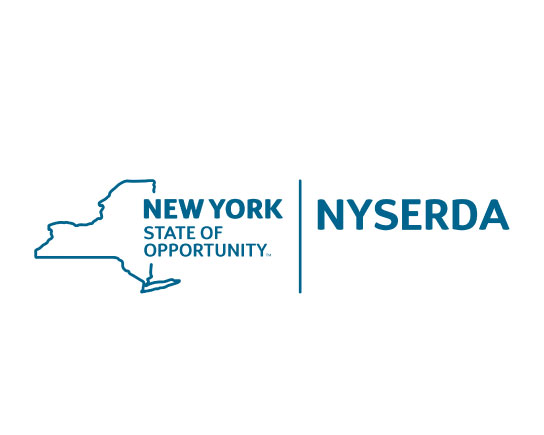 New York State NYSERDA Logo.