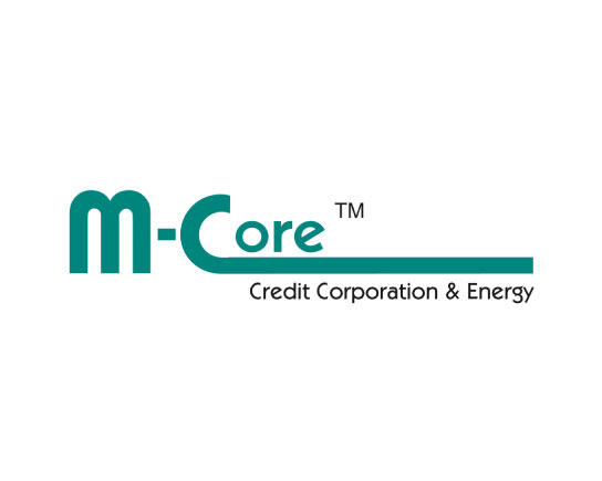 M-Core Credit Corporation & Energy Logo.